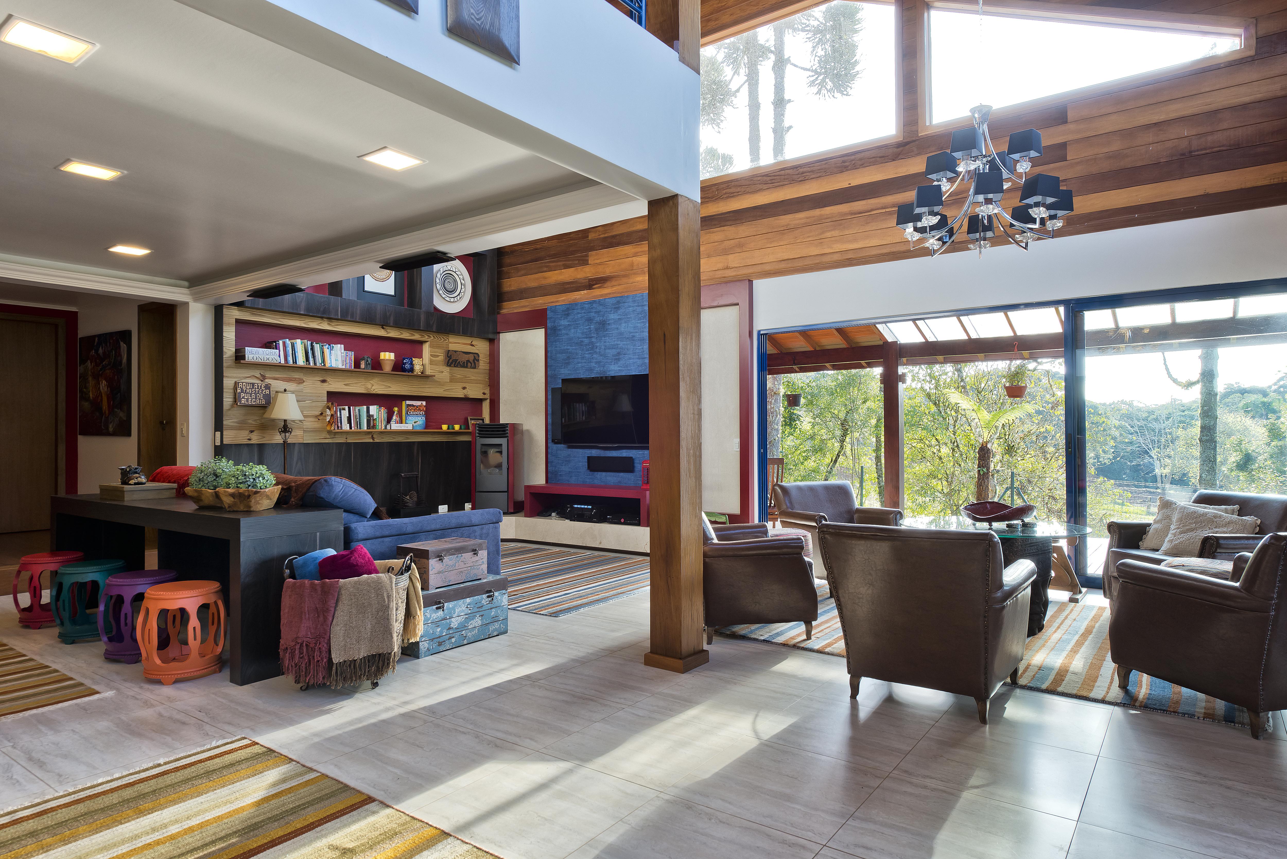 Estar e lounge